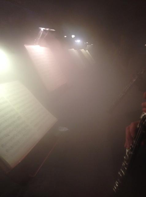 Nutcracker fog in pit 4