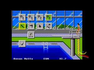 Sega Game