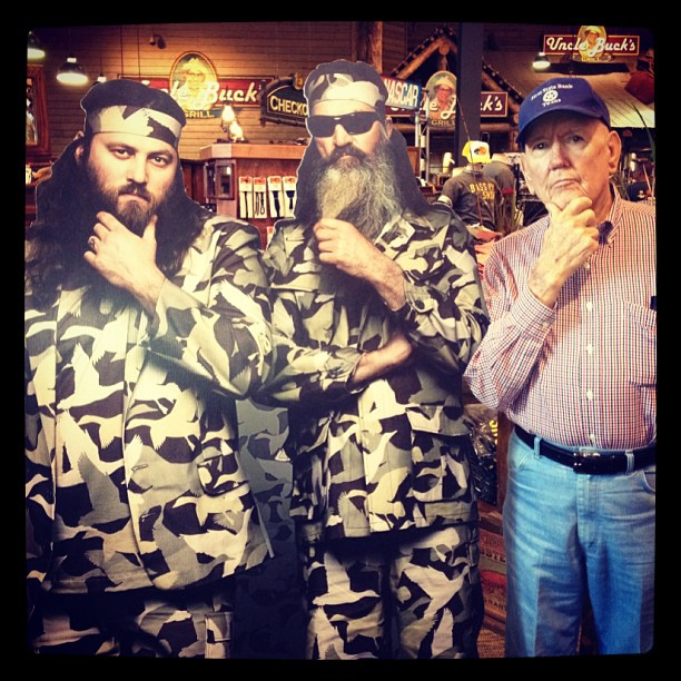Gramps Duck Dynasty