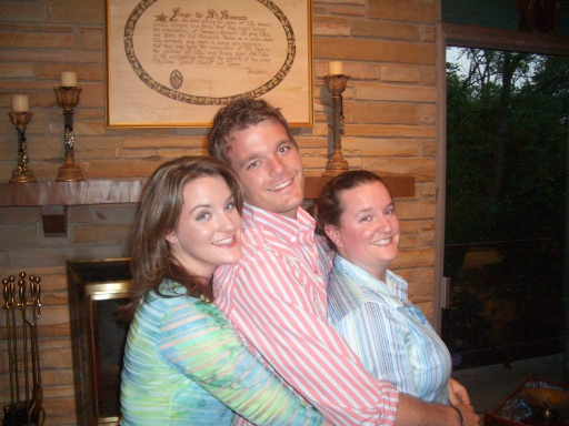 The Sibs Prom Pose - 2006