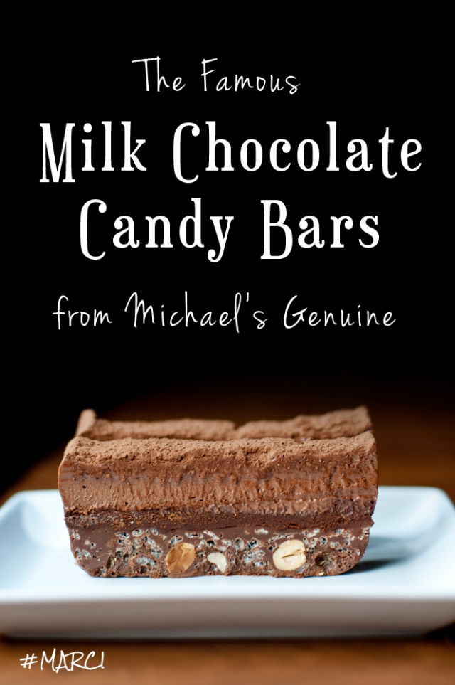 Milk Chocolate Candy Bar