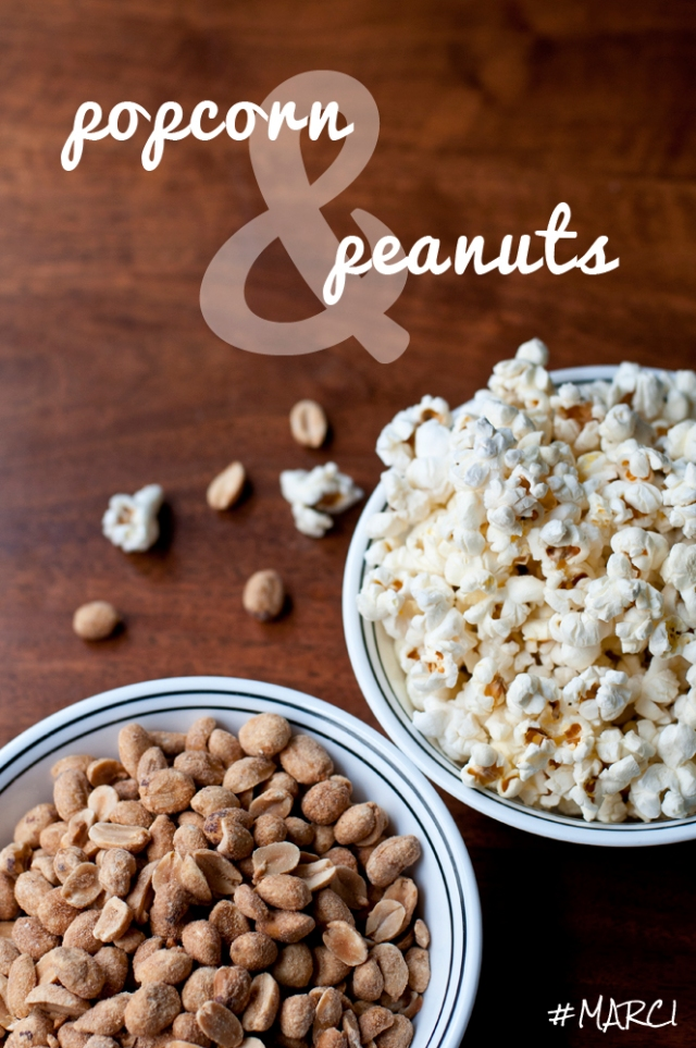 Popcorn and Peanuts - 1