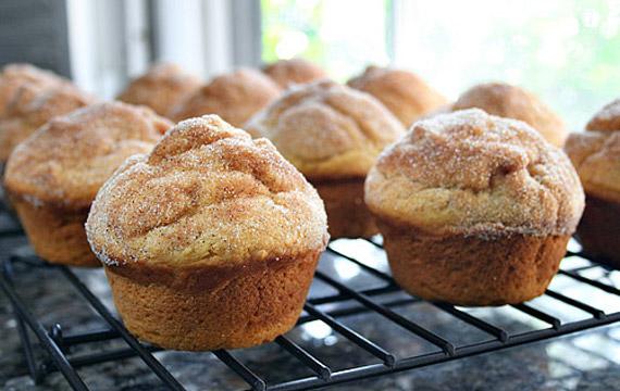 Doughnut Muffins - EPC