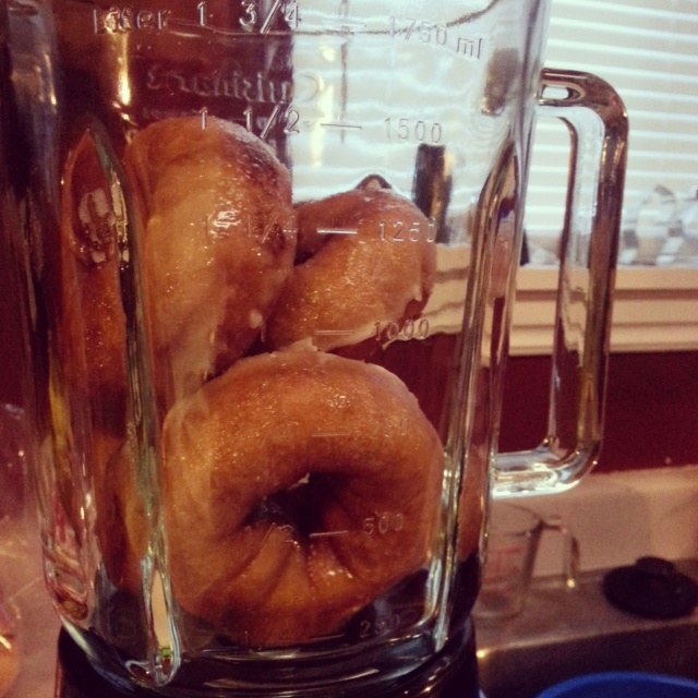Doughnuts in Blender