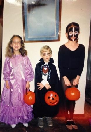 Halloween 1987 - blog