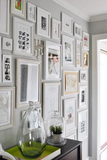 YHL Gallery Wall