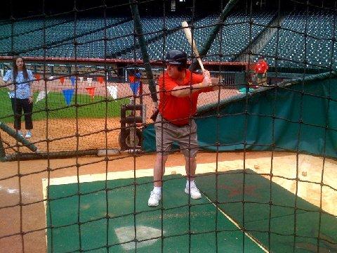 Batting Practice