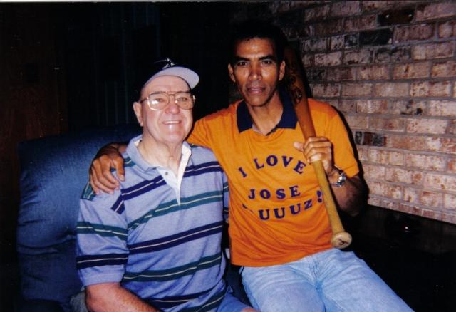 with jose cruz 2