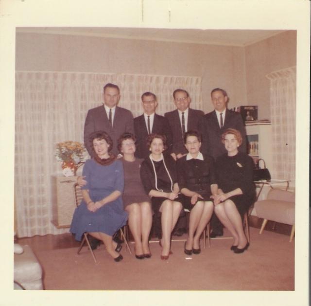 Dick - Morris family