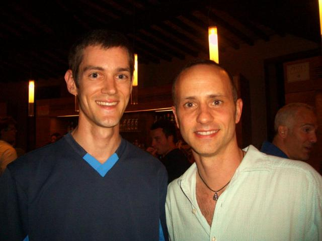 Joe and Boitano