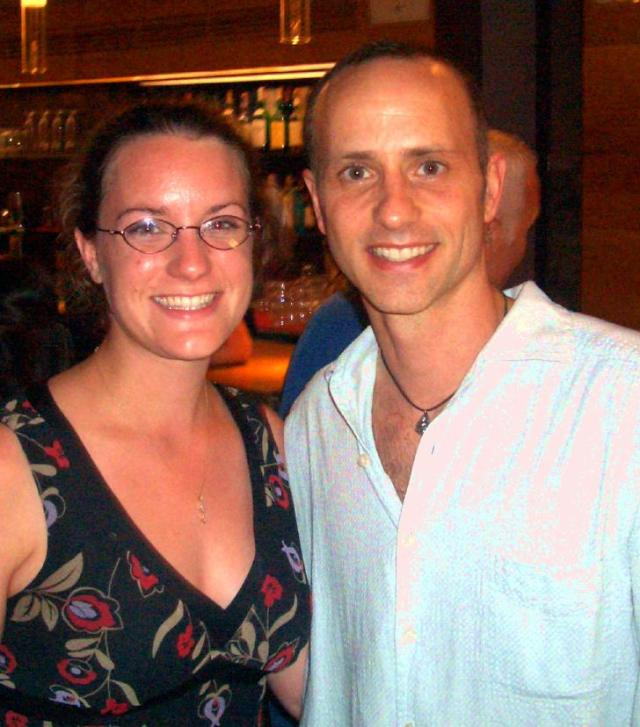 Marci and Brian Boitano