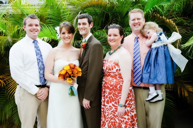 The Sibs at Falvey Wedding - 2010