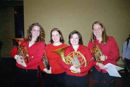 horn girls 2