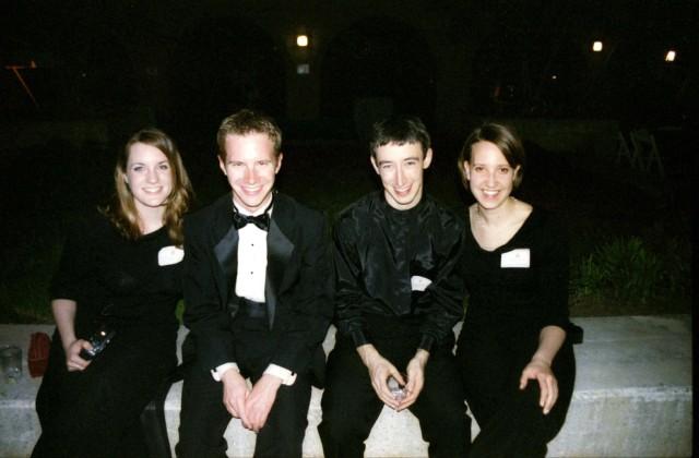 Marci, Nick, Jesse, Emily